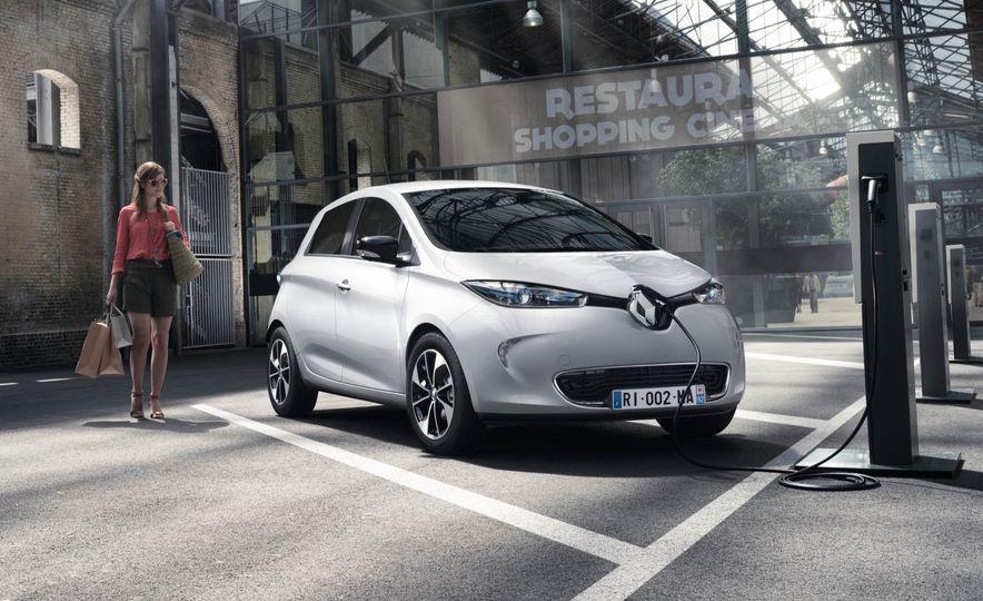 Renault Zoe EV - Slide 6