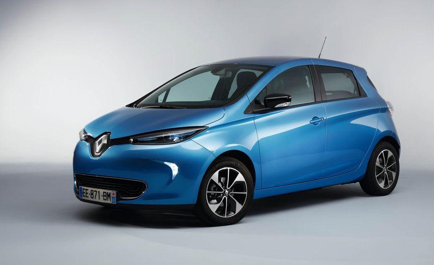 Renault Zoe EV - Slide 8
