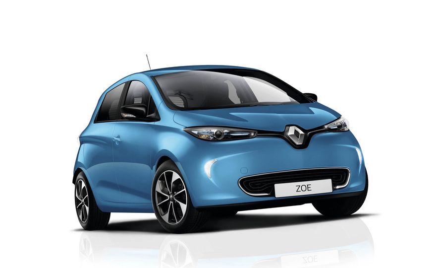 Renault Zoe EV - Slide 11