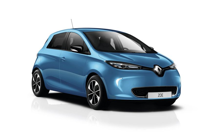 Renault Zoe EV - Slide 12