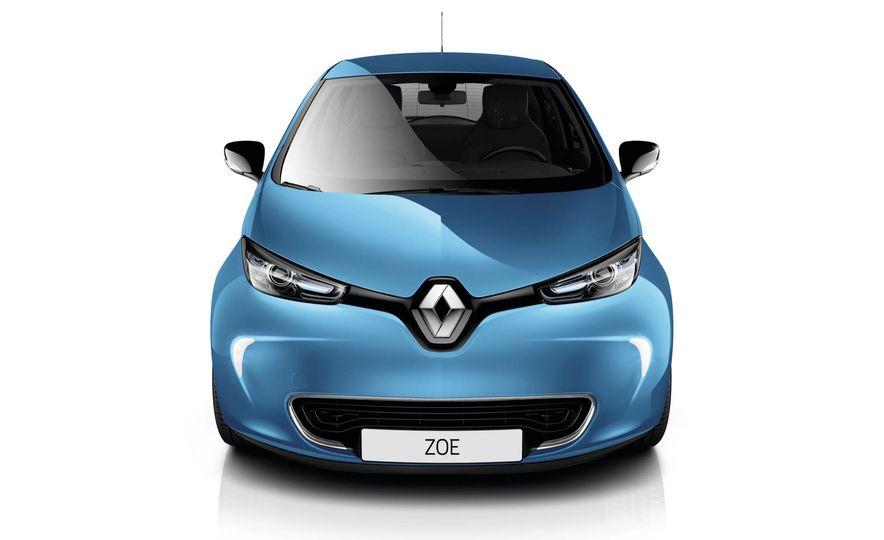 Renault Zoe EV - Slide 13