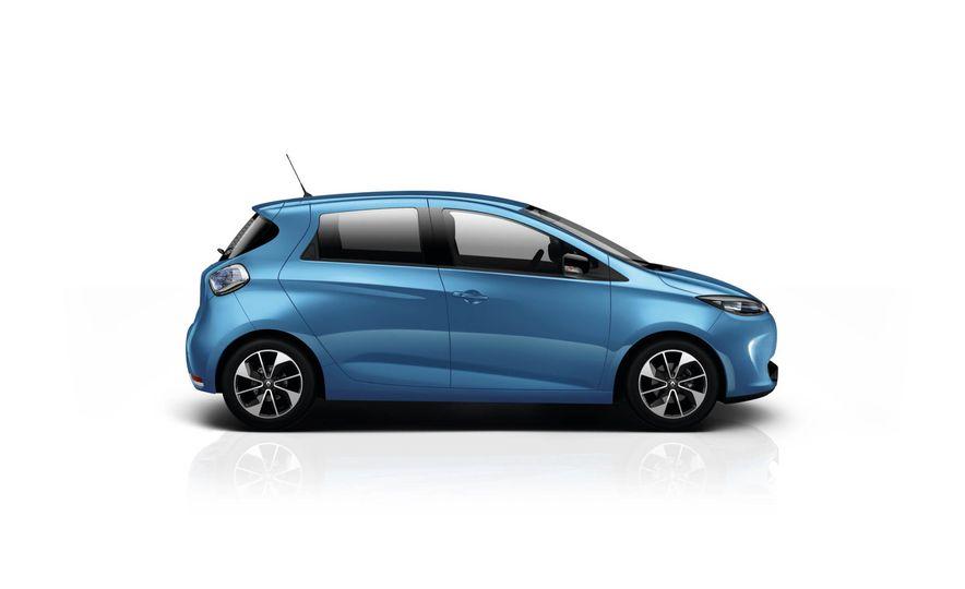 Renault Zoe EV - Slide 14