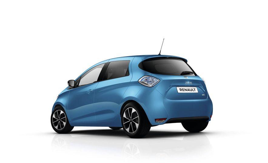Renault Zoe EV - Slide 15