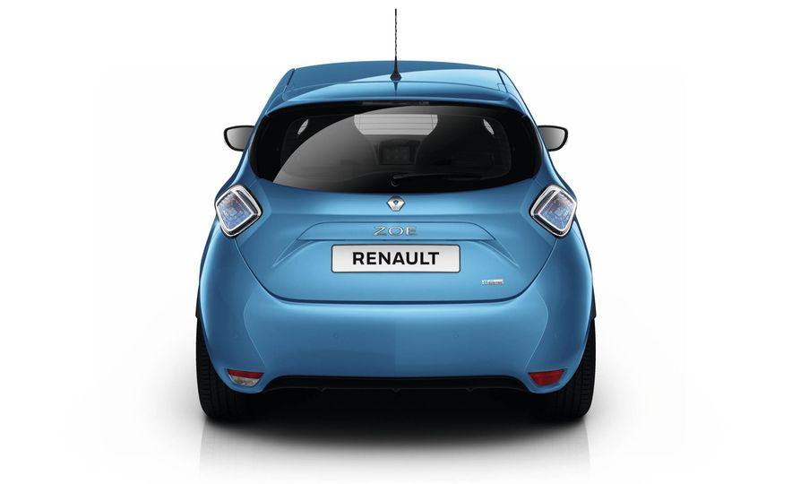 Renault Zoe EV - Slide 16