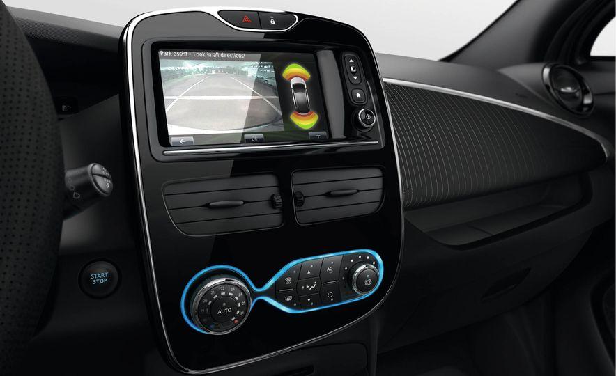 Renault Zoe EV - Slide 20