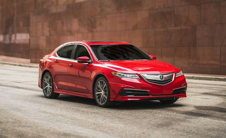 "Acura Debuts ""Race Inspired"" TLX GT Package without Any Real Performance Upgrades"