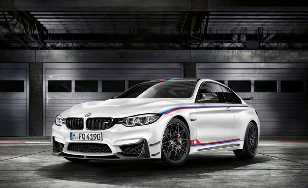 BMW Offers 200 BMW M4 DTM Champion Editions – News – Car and Driver
