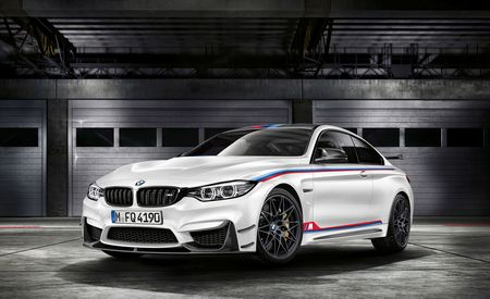 Limited-Edition 493-HP BMW M4 Celebrates DTM Success the Right Way