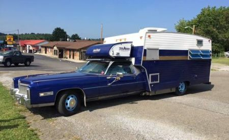 The Ballad of El Dordo: How a Cadillac Camper Will Certainly Change Your Life