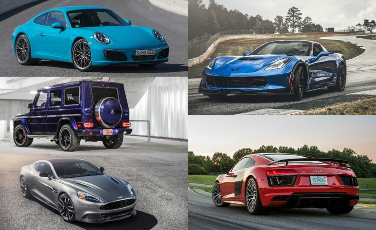 Price Check, Worldwide Edition: Luxury Rides Mostly Cost Less in America