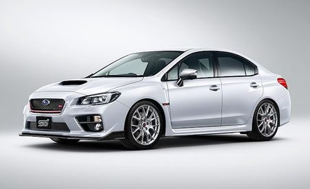 Subaru WRX S4 tS by STI: Japan's CVT-Equipped WRX STI We're Glad We Aren't Getting