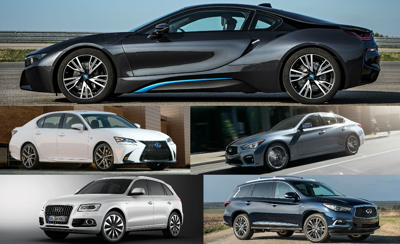 The Forgotten Hybrids: The 15 Least Popular Hybrid Models in America