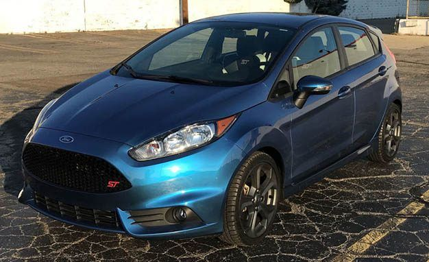 The Worlds Only Ford Fiesta St Painted Ford Gt Blue Was Bought By A Random Gearhead News Car And Driver