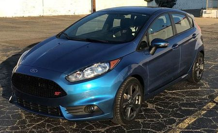 How a Random Gearhead Bought the World's Only Ford Fiesta ST Painted Ford GT Blue