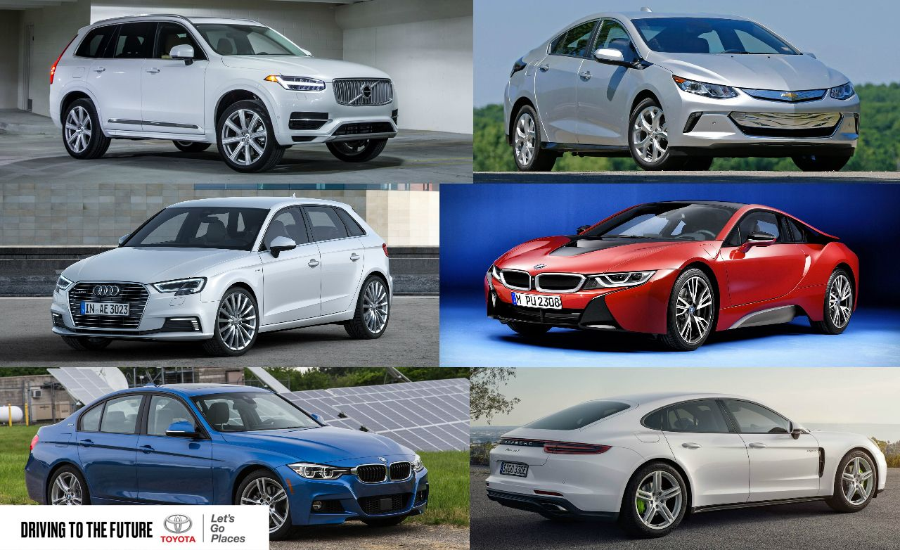 Plug It In Every Plug In Hybrid Vehicle For Sale In America Today