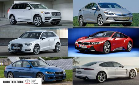 Plug It In! Every Plug-In-Hybrid Vehicle for Sale in America Today