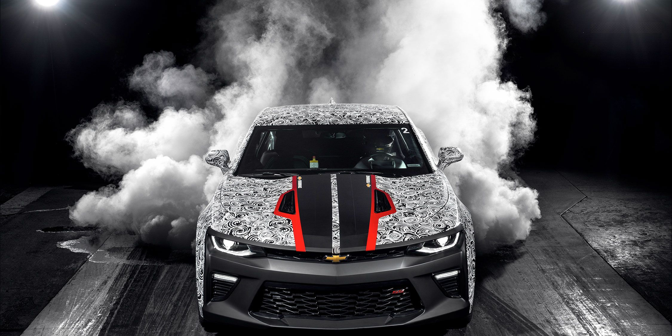Chevrolet Is Trying to Make the Camaro SS a 10-Second Car with Factory Parts