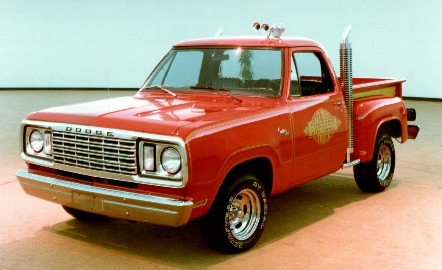 25 Wild 1970s-Era Special-Edition Pickups and SUVs - Slide 46