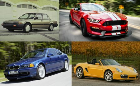 Cream of the Crop: The Winningest Cars in 10Best History