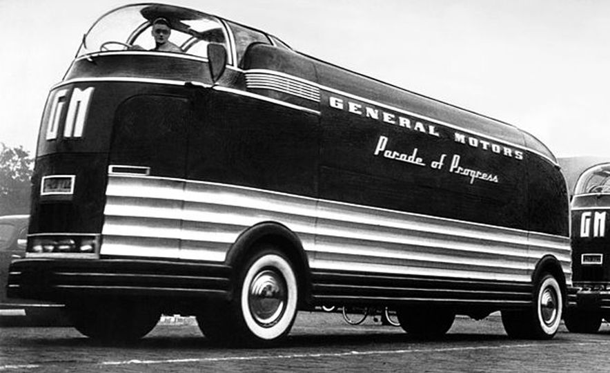 The Greatest Concept Cars of the 1950s - Slide 10