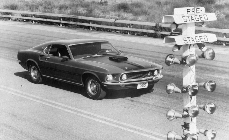 Ford Mustang: A Brief History in Zero-to-60-MPH Acceleration - Slide 5