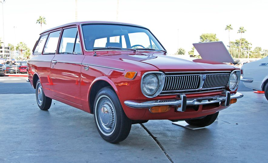 The Not-So-Wild Cars of SEMA: All 11 Generations of the Toyota Corolla - Slide 2