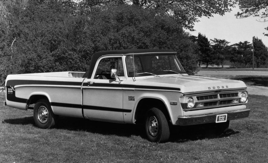 25 Wild 1970s-Era Special-Edition Pickups and SUVs - Slide 3