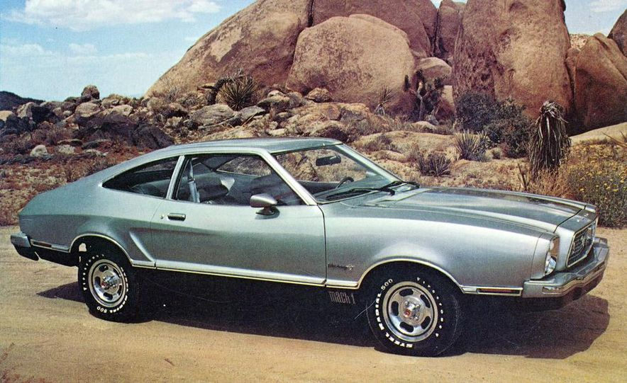 Ford Mustang: A Brief History in Zero-to-60-MPH Acceleration - Slide 7