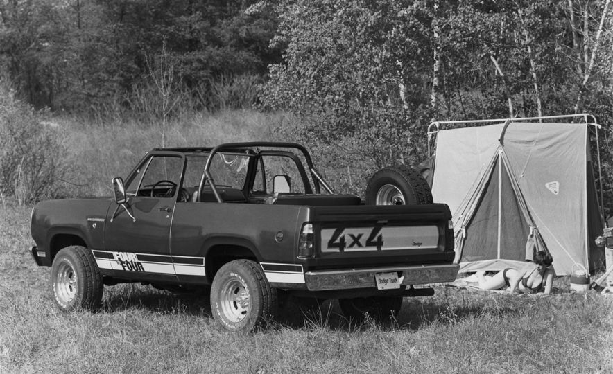 25 Wild 1970s-Era Special-Edition Pickups and SUVs - Slide 33