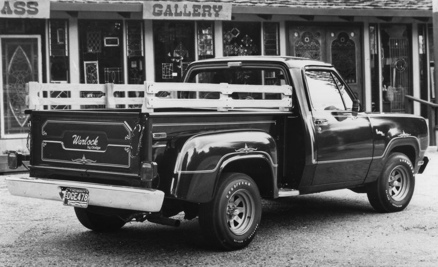 25 Wild 1970s-Era Special-Edition Pickups and SUVs - Slide 18