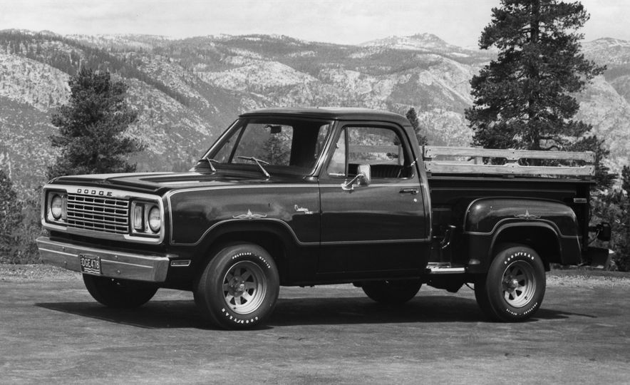 25 Wild 1970s-Era Special-Edition Pickups and SUVs - Slide 19