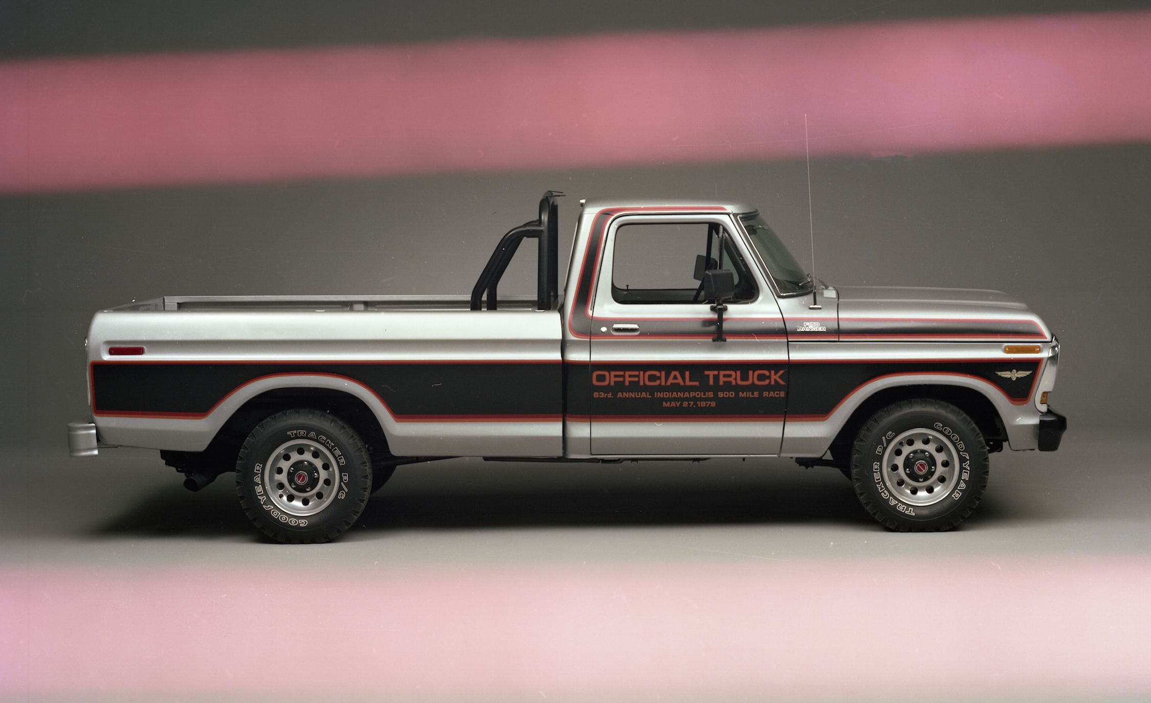 Mondo Macho Special Edition Trucks Of The 70s K Billys Super 1971 Ford F100 Short Bed For Sale Badge And Stripe Jobs