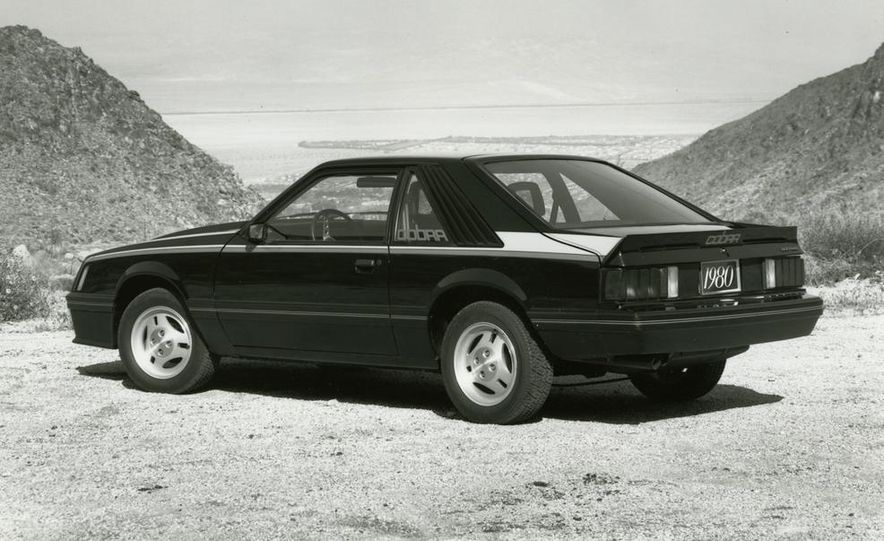 Ford Mustang: A Brief History in Zero-to-60-MPH Acceleration - Slide 9