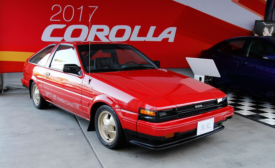 The Not-So-Wild Cars of SEMA: All 11 Generations of the Toyota Corolla - Slide 6