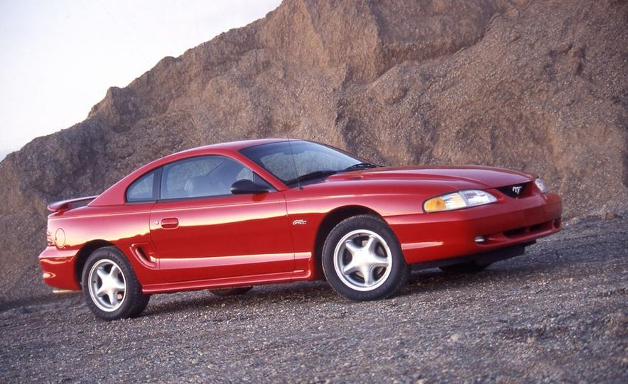 Ford Mustang: A Brief History in Zero-to-60-MPH Acceleration - Slide 11