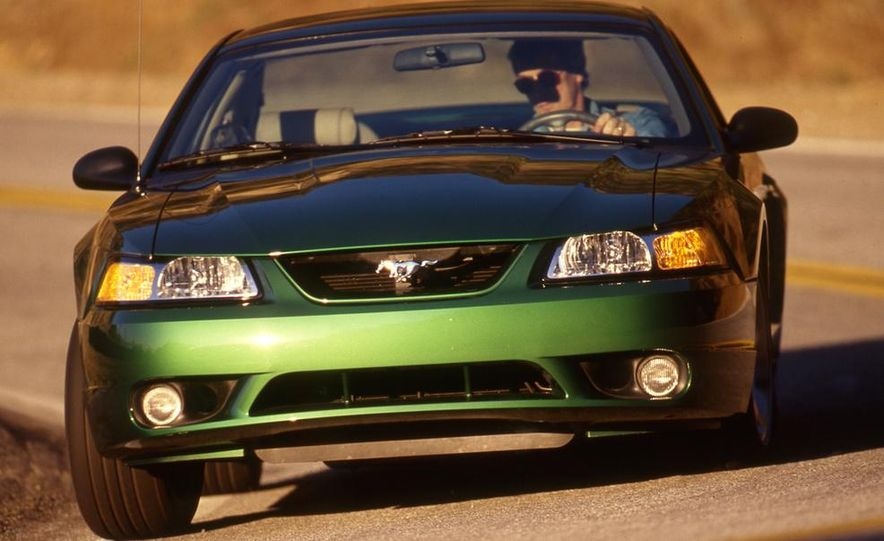 Ford Mustang: A Brief History in Zero-to-60-MPH Acceleration - Slide 12