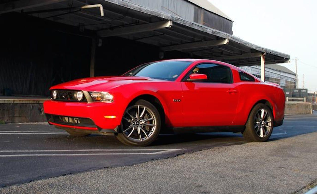 Ford Mustang A Brief History in Zero to 60 MPH Acceleration