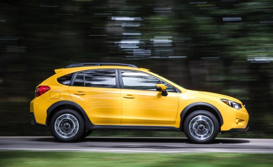 Rugged or Not, Here They Come: 17 Cars Suffering from SUV Envy - Slide 11