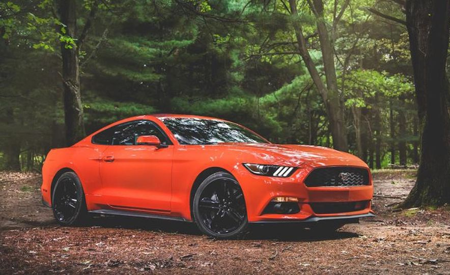 Ford Mustang: A Brief History in Zero-to-60-MPH Acceleration - Slide 20
