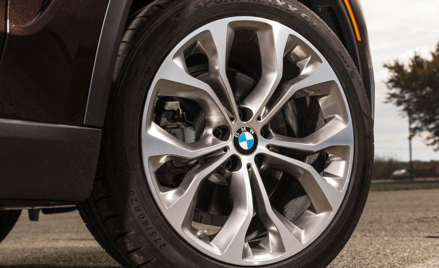 2018 BMW X7 (spy photo) - Slide 25