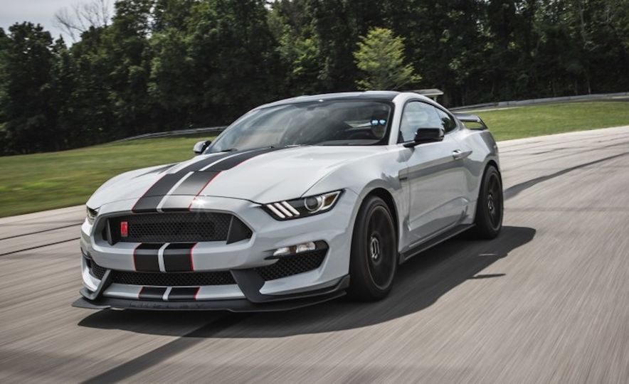 Ford Mustang: A Brief History in Zero-to-60-MPH Acceleration - Slide 21