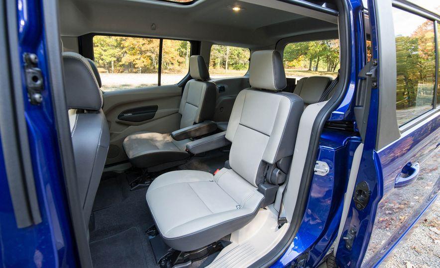 2016 Ford Transit Connect Titanium LWB - Slide 43