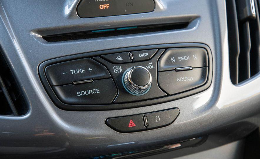 2016 Ford Transit Connect Titanium LWB - Slide 54