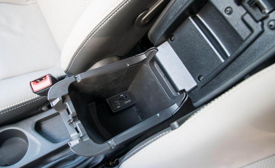 2016 Ford Transit Connect Titanium LWB - Slide 59
