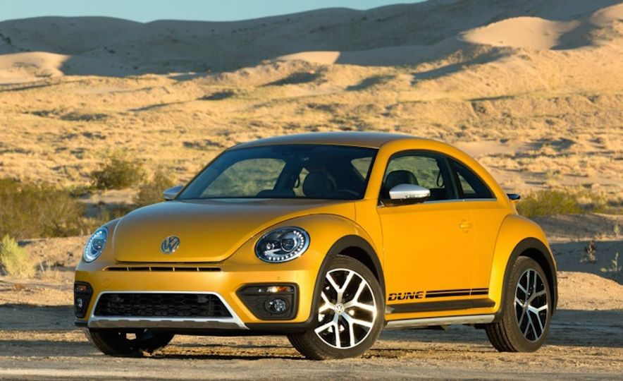 Rugged or Not, Here They Come: 17 Cars Suffering from SUV Envy - Slide 13
