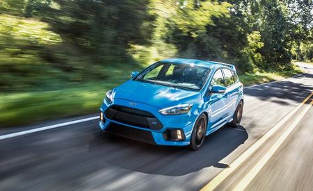 Where's the Focus RS? Why Ford's Hottest Hatch, Which Seemed a Shoo-In for 10Best Accolades, Failed Even to Make the Cut