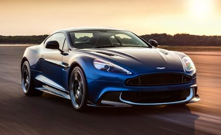 Harder, Better, Faster, Stronger: 2018 Aston Martin Vanquish S Asserts Itself