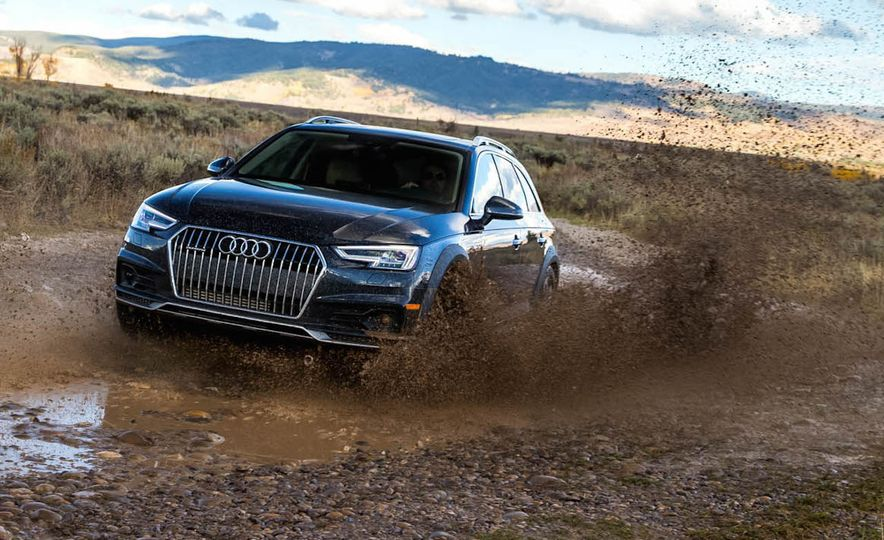 Rugged or Not, Here They Come: 17 Cars Suffering from SUV Envy - Slide 3