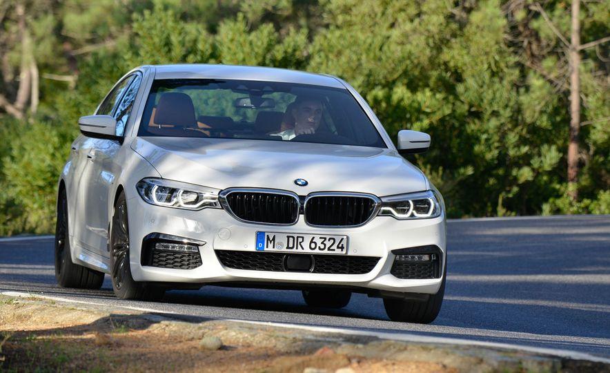 2017 BMW 540i M Sport - Slide 1