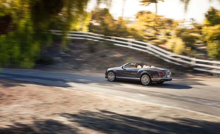 2017 Bentley Continental GT V8 S convertible and 2017 Mercedes-A - Slide 7